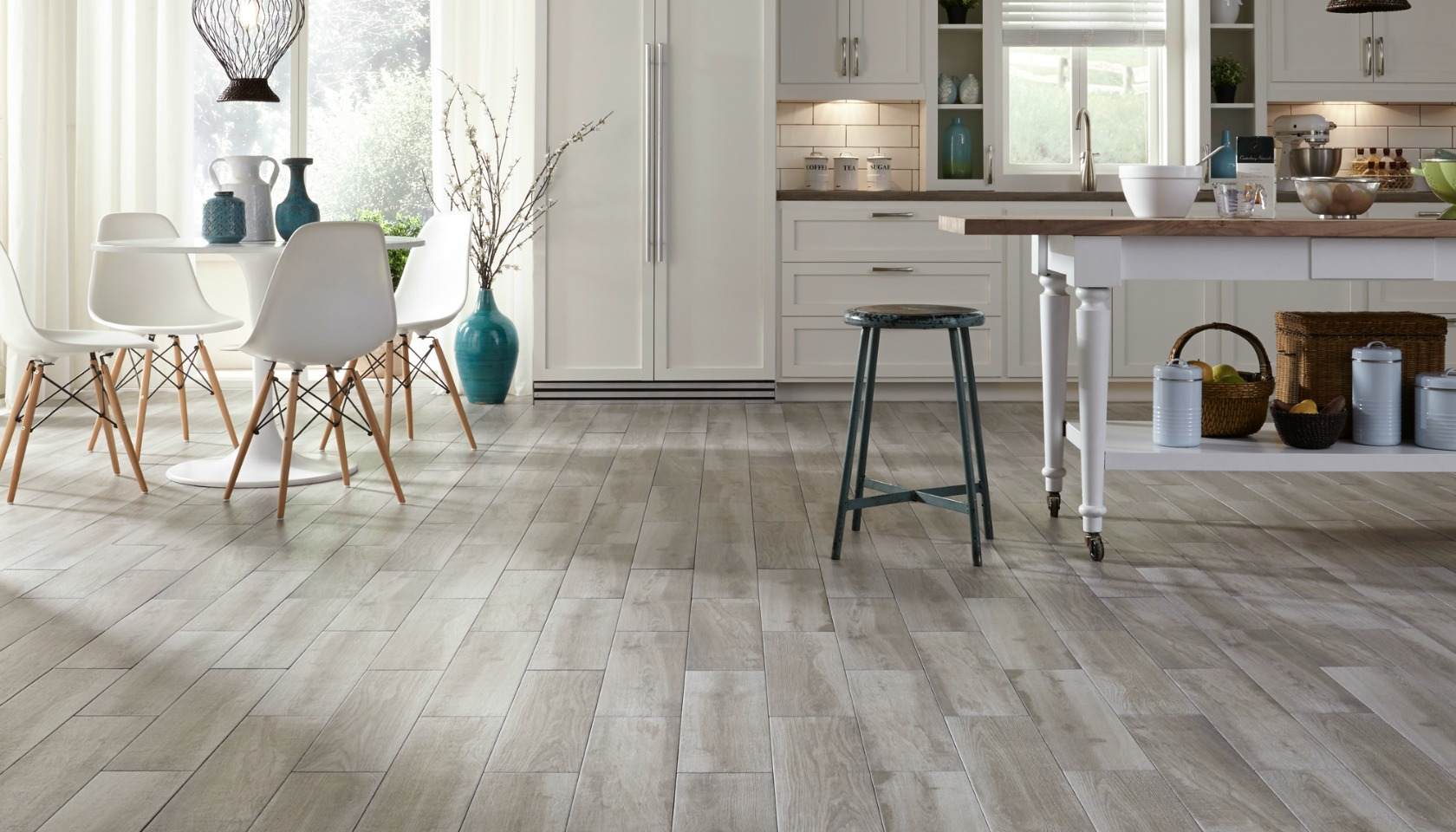 Hardwood Floors For Your Kitchen