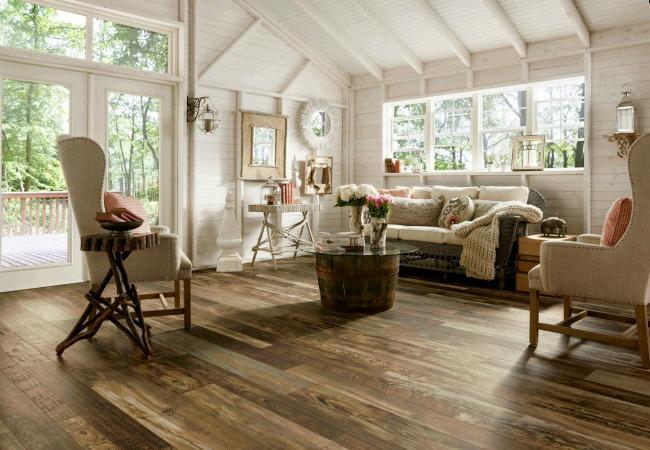 wood laminate flooring options in Hilton Head