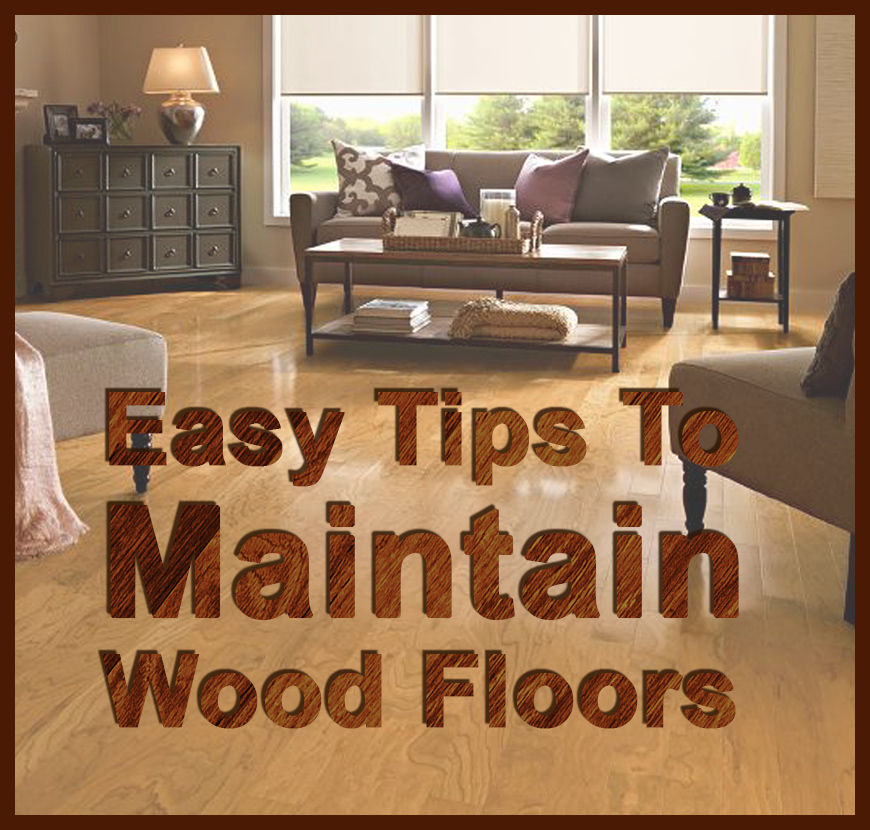Dodgson Floor Window Coverings How To Care For Hardwood Floors