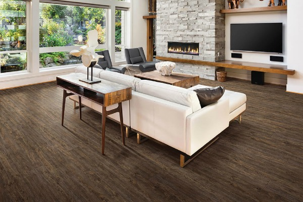 coretec flooring options